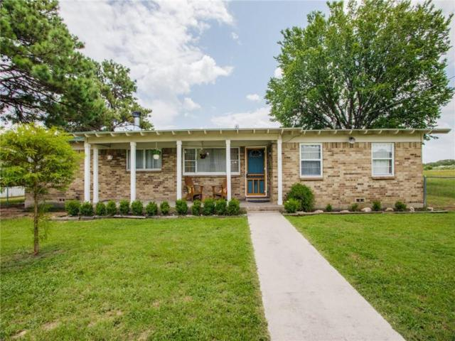 7439 Briar Road, Azle, TX 76020 (MLS #14102186) :: The Mitchell Group