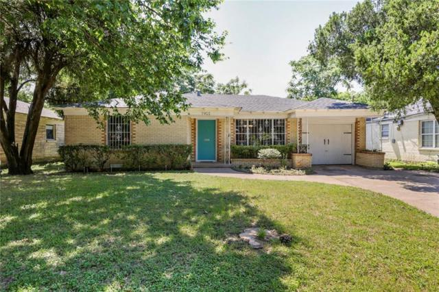 1903 S Tyler Street, Dallas, TX 75224 (MLS #14103254) :: Baldree Home Team