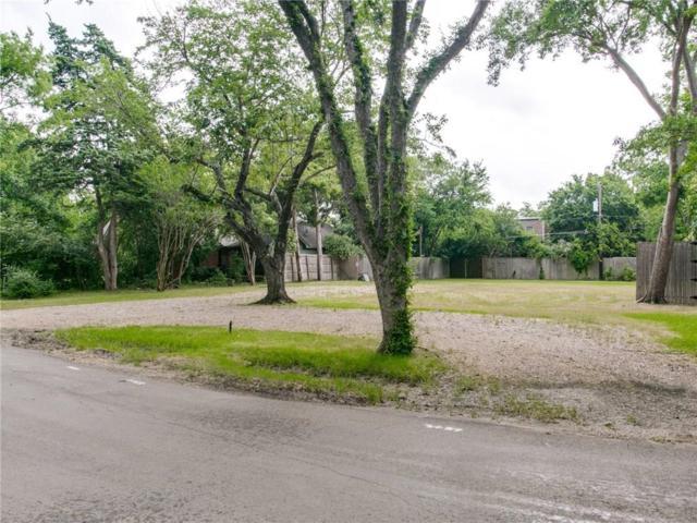 4302 Pomona Road, Dallas, TX 75209 (MLS #14103419) :: The Heyl Group at Keller Williams