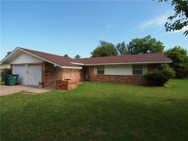 1411 Crescent, Graham, TX 76450 (MLS #14103945) :: Frankie Arthur Real Estate