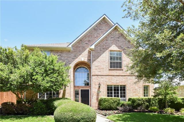 6729 Myrtle Beach Drive, Plano, TX 75093 (MLS #14103981) :: The Heyl Group at Keller Williams