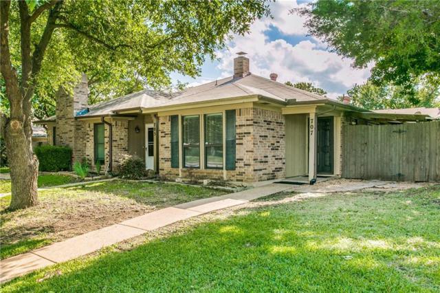 707 Boyd Drive, Grapevine, TX 76051 (MLS #14104194) :: RE/MAX Pinnacle Group REALTORS