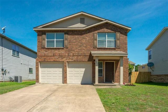 226 Green Meadows Road, Wilmer, TX 75172 (MLS #14104315) :: The Heyl Group at Keller Williams