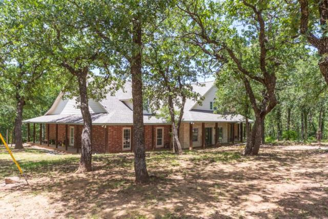 100 Post Oak Cove, Sunset, TX 76270 (MLS #14104675) :: RE/MAX Town & Country