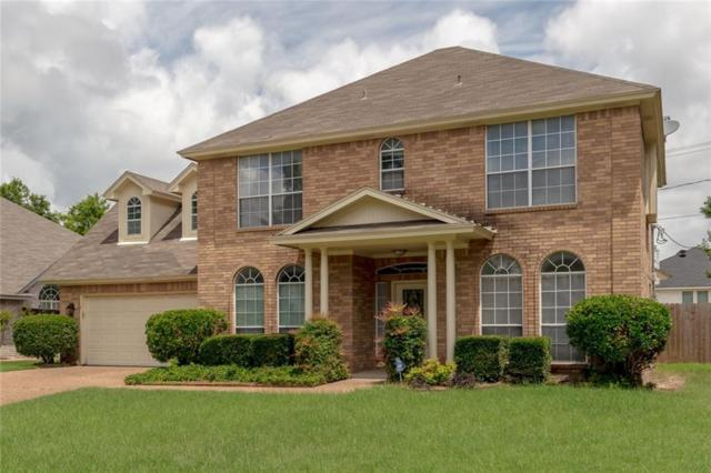 1333 Trinity Drive, Benbrook, TX 76126 (MLS #14105220) :: Potts Realty Group