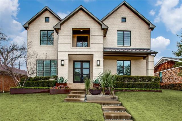 6517 Lake Circle Drive, Dallas, TX 75214 (MLS #14105328) :: Lynn Wilson with Keller Williams DFW/Southlake