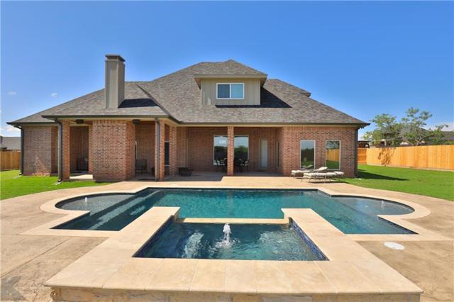 133 Merlot Drive, Abilene, TX 79602 (MLS #14105373) :: The Chad Smith Team