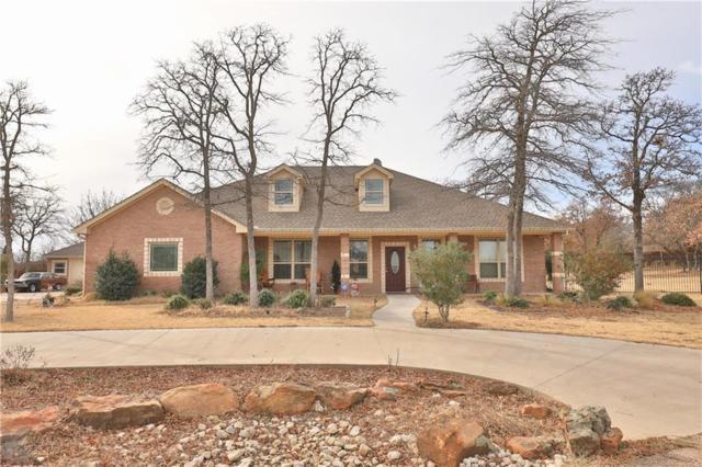 335 Hilltop Street, Baird, TX 79504 (MLS #14105437) :: The Heyl Group at Keller Williams