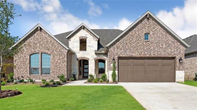 3005 Northshore Drive, Celina, TX 75009 (MLS #14105643) :: The Mitchell Group