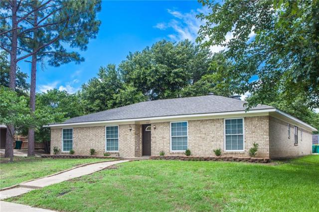 708 Abilene Drive, Lewisville, TX 75077 (MLS #14105875) :: The Hornburg Real Estate Group