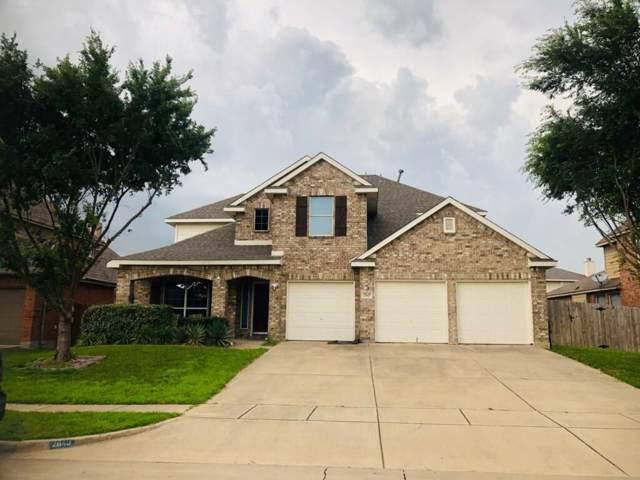2845 Fantail Drive, Mesquite, TX 75181 (MLS #14106140) :: Lynn Wilson with Keller Williams DFW/Southlake