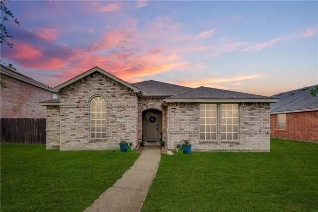 1604 Brice Drive, Royse City, TX 75189 (MLS #14106978) :: Acker Properties