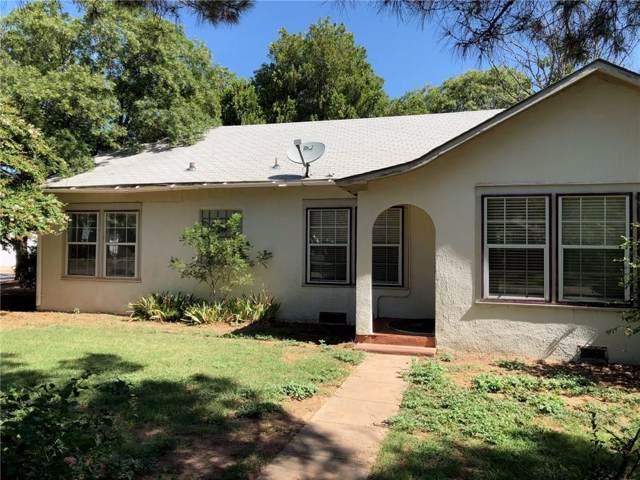800 River Street N, Seymour, TX 76380 (MLS #14107317) :: Dwell Residential Realty