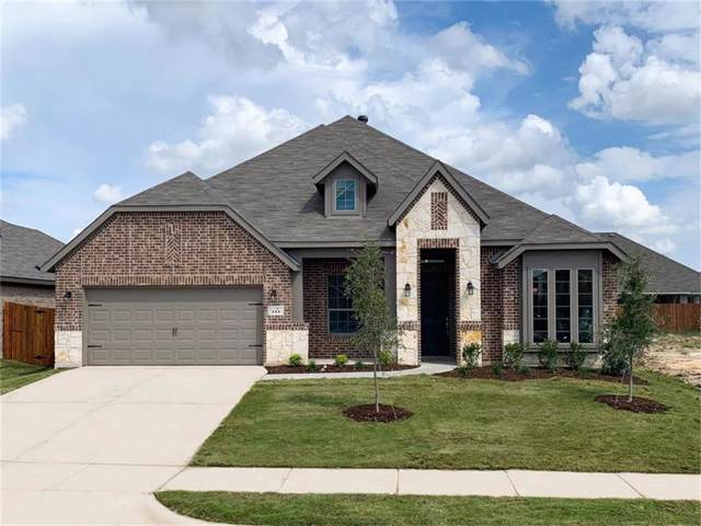 244 Cattlemans Trail, Saginaw, TX 76131 (MLS #14107737) :: RE/MAX Town & Country