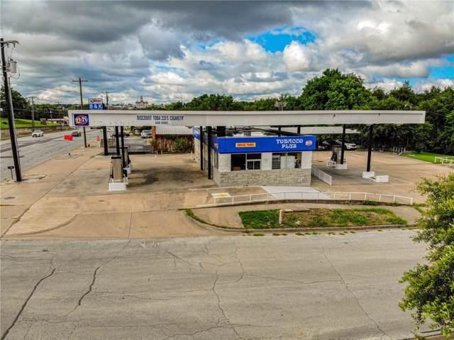 705 N Main Street, Weatherford, TX 76086 (MLS #14107752) :: The Daniel Team
