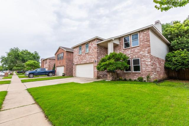 1912 Lariat Drive, Fort Worth, TX 76247 (MLS #14107755) :: The Heyl Group at Keller Williams