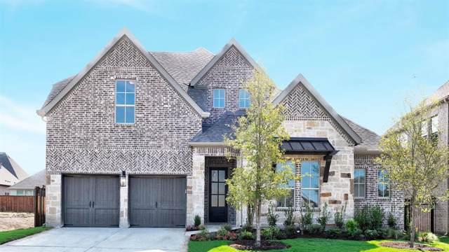 2720 Kingston Street, Prosper, TX 75078 (MLS #14107843) :: Real Estate By Design