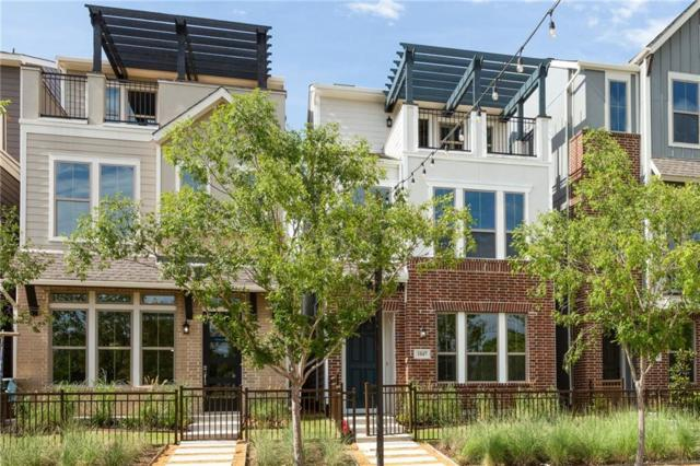 1041 Tea Olive Lane, Dallas, TX 75212 (MLS #14107897) :: The Real Estate Station