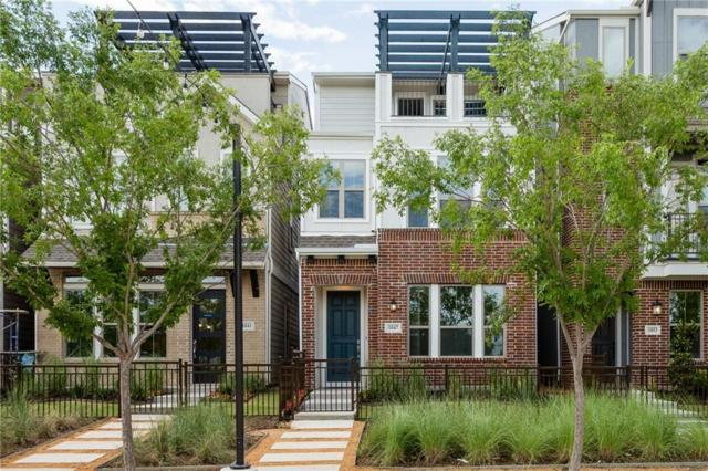1047 Tea Olive Lane, Dallas, TX 75212 (MLS #14107934) :: The Real Estate Station