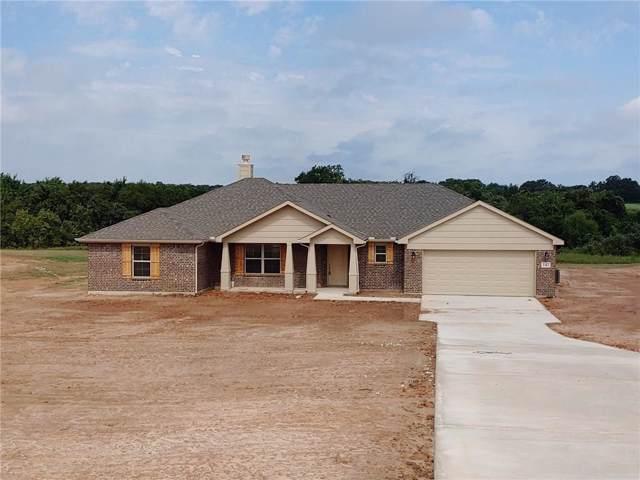 141 Springwood Ranch Loop, Springtown, TX 76082 (MLS #14108058) :: Lynn Wilson with Keller Williams DFW/Southlake