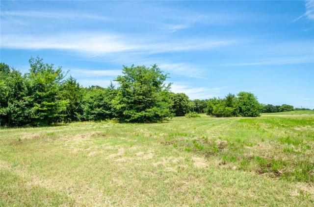 Lot 16 Clubhouse Drive, Corsicana, TX 75109 (MLS #14108121) :: RE/MAX Town & Country