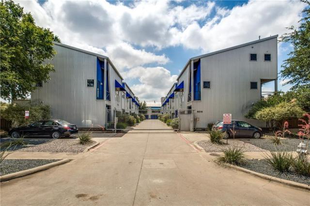 4214 Swiss Avenue F, Dallas, TX 75204 (MLS #14108185) :: The Hornburg Real Estate Group