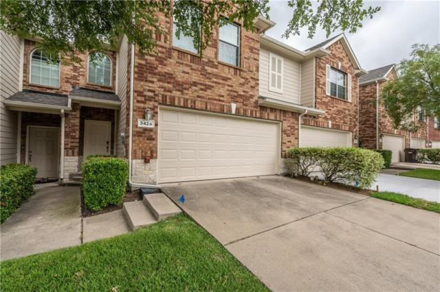 3424 Belladonna Drive, Plano, TX 75093 (MLS #14108558) :: The Hornburg Real Estate Group
