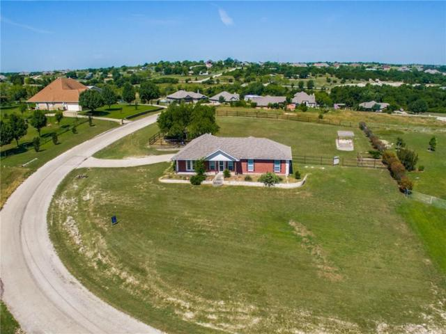 215 Pinnacle Circle, Aledo, TX 76008 (MLS #14109034) :: RE/MAX Town & Country