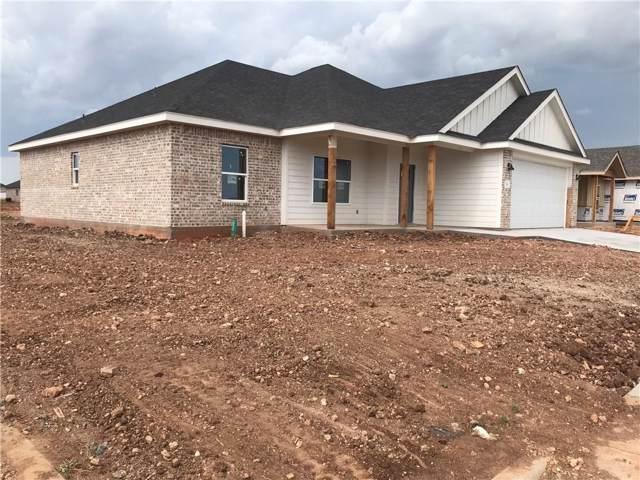 244 Bella Way, Abilene, TX 79602 (MLS #14109427) :: The Heyl Group at Keller Williams
