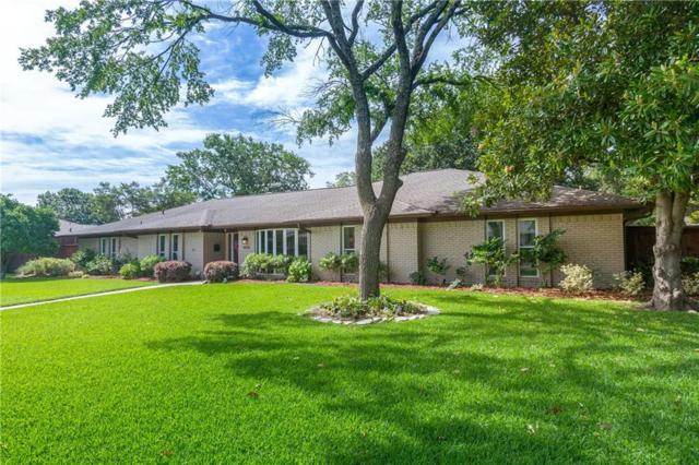 4436 Harvest Hill Road, Dallas, TX 75244 (MLS #14109445) :: RE/MAX Town & Country