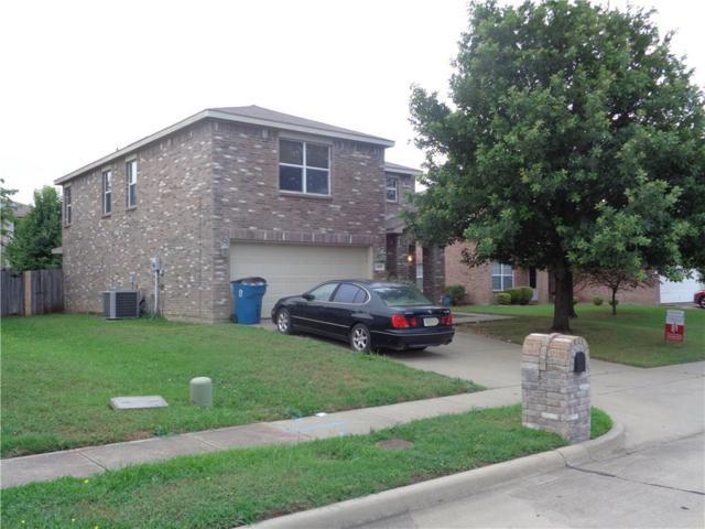 409 Morningstar Drive, Hutchins, TX 75141 (MLS #14109629) :: The Heyl Group at Keller Williams