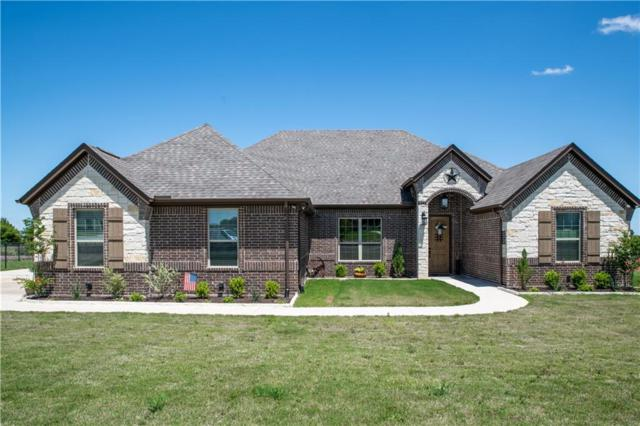 205 Lone Star Way, Godley, TX 76044 (MLS #14110057) :: Vibrant Real Estate