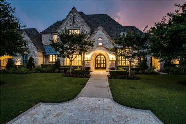 1105 Stone Cottage Lane, Mckinney, TX 75069 (MLS #14110305) :: The Heyl Group at Keller Williams
