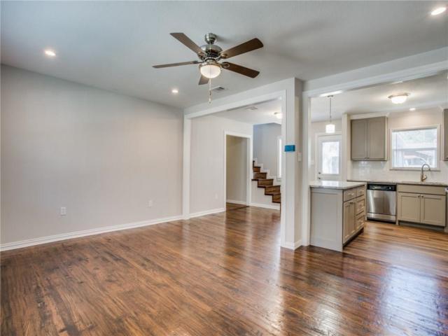 1718 Collier Street, Irving, TX 75060 (MLS #14110459) :: Kimberly Davis & Associates