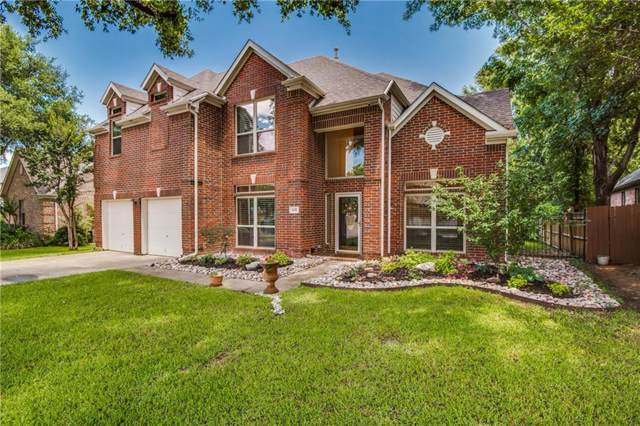 510 Austin Creek Drive, Grapevine, TX 76051 (MLS #14110477) :: The Tierny Jordan Network
