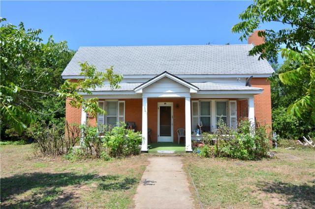 801 Reynolds, Goldthwaite, TX 76844 (MLS #14110981) :: Real Estate By Design