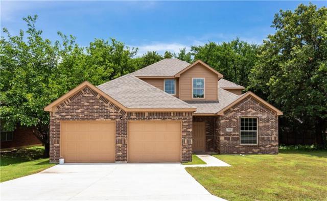 510 Ridgewood Street, Lake Dallas, TX 75065 (MLS #14111123) :: The Real Estate Station