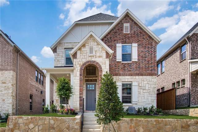 1279 Ocean Breeze Drive, Flower Mound, TX 75028 (MLS #14111348) :: Real Estate By Design
