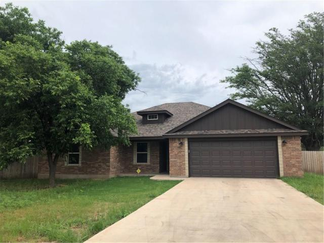 110 Countryside Drive, Tuscola, TX 79562 (MLS #14111395) :: The Good Home Team