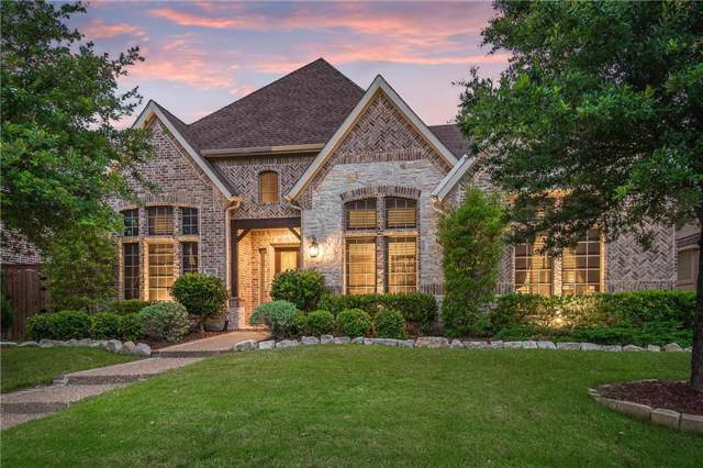 11289 Dorchester Lane, Frisco, TX 75033 (MLS #14111582) :: Kimberly Davis & Associates