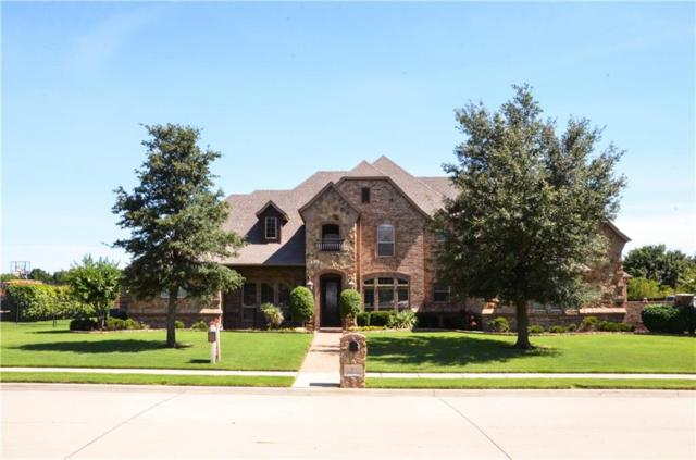 313 Calais Drive, Keller, TX 76248 (MLS #14111809) :: Lynn Wilson with Keller Williams DFW/Southlake