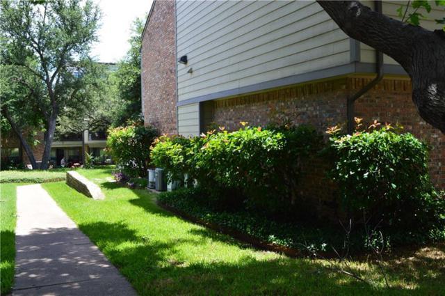 2535 Wedglea Drive #125, Dallas, TX 75211 (MLS #14111861) :: The Hornburg Real Estate Group