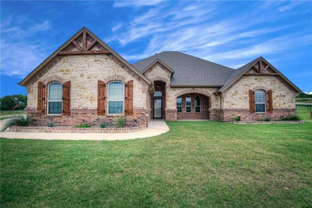 100 Bruce Crandall Court, Weatherford, TX 76088 (MLS #14112078) :: RE/MAX Town & Country