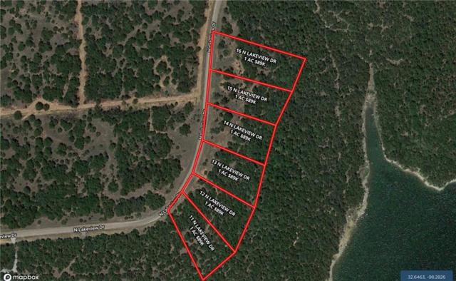13 N Lakeview Drive, Palo Pinto, TX 76484 (MLS #14112183) :: RE/MAX Town & Country