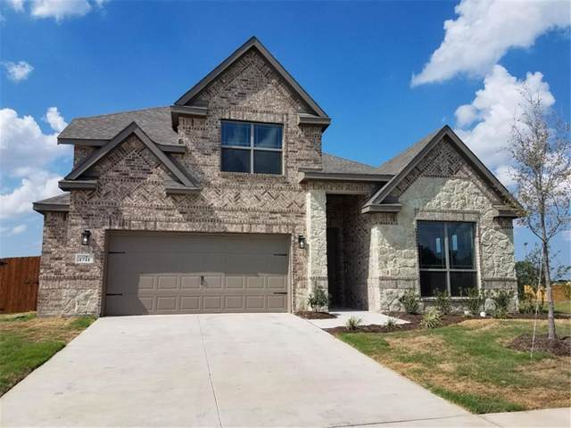 1711 Maplewood Drive, Glenn Heights, TX 75154 (MLS #14112567) :: The Real Estate Station