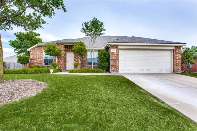 413 Tarpan Trail, Celina, TX 75009 (MLS #14112816) :: Kimberly Davis & Associates