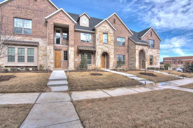 4678 Rhett Lane G, Carrollton, TX 75010 (MLS #14113171) :: The Hornburg Real Estate Group