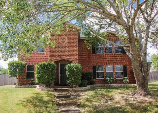 2549 Barksdale Drive, Rockwall, TX 75032 (MLS #14113223) :: The Real Estate Station