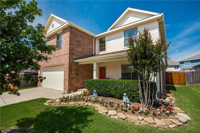 13209 Alyssum Drive, Fort Worth, TX 76244 (MLS #14113410) :: Hargrove Realty Group