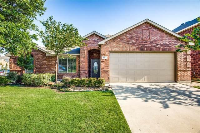 401 Braewick Drive, Fort Worth, TX 76131 (MLS #14113565) :: Lynn Wilson with Keller Williams DFW/Southlake